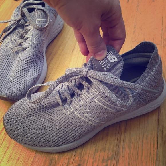Balance Fresh Foam Cruz Sock Fit Shoe